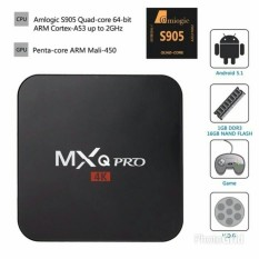 Mxq Pro 4K Android Smart TV Box Free Apps Tv Luar Negeri