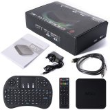 Harga Mxq Quad Core Android Tv Box Terisi Penuh Kodi Xbmc Film Keyboard Ah039 Sz Di Indonesia
