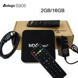 Tips Beli Mxqpro Tv Box Amlogic S905 Quad Core Cortex A53 Android 5 1 2 Gb 16 Gb Kodi 4 Kb Smart Tv Box 3D 2 4 Ghz Wifi 1000 M Lan Pemutar Media Internasional
