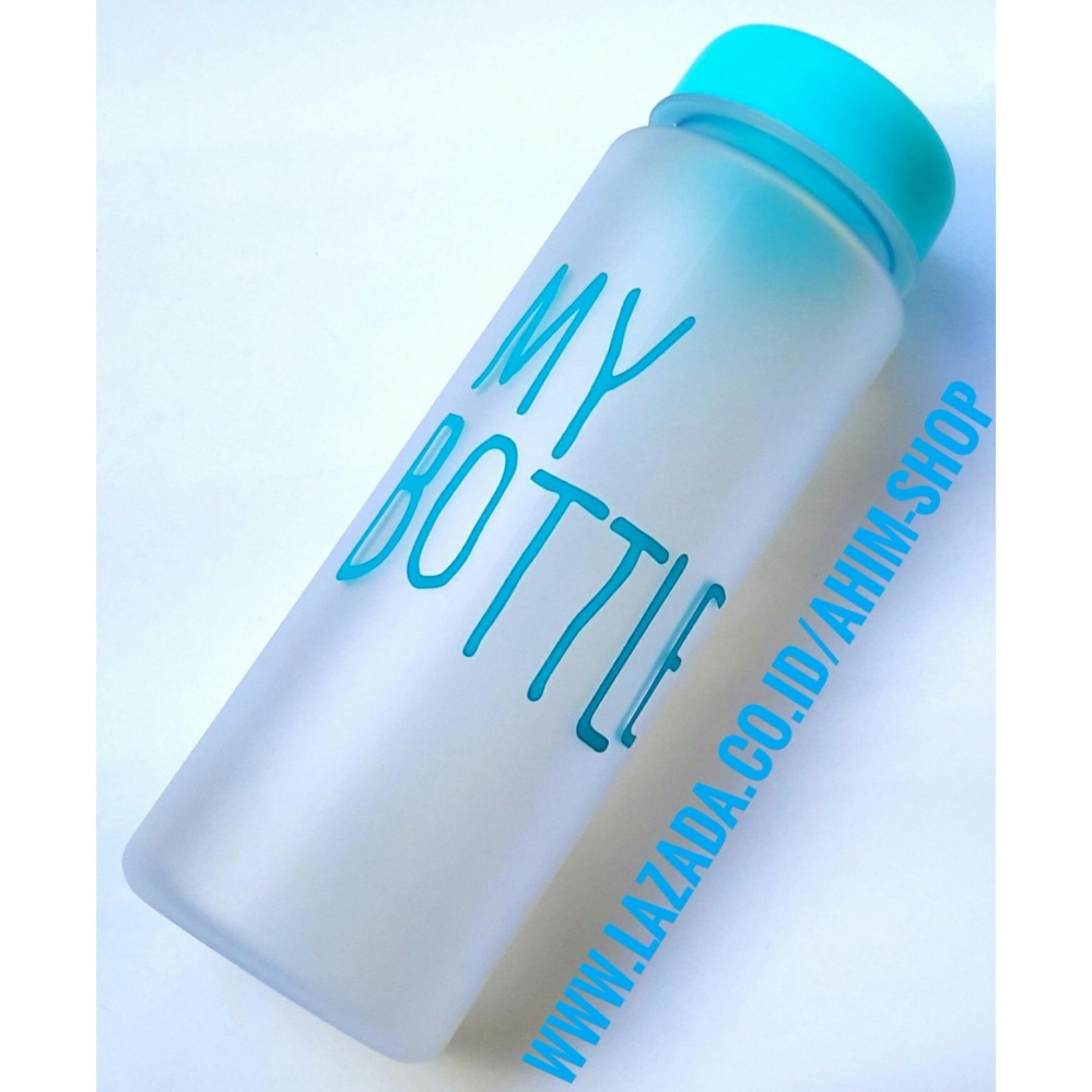 Botol Minum Olahraga Termurah Transparant Motif Kucing My Bottle Doff Elegant 545 Ml Infused Water Tritan Bpa Free Eco Friendly
