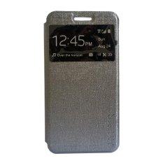 My User Flip Cover Huawei Honor 3C Lite - Abu abu