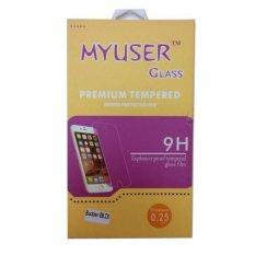 My User Tempered Glass Apple Iphone 6 Fullset (F/B)