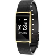 Spesifikasi N108 Gelang Jantung Kesehatan Monitor Jam Tangan Pintar Tekanan Darah Monitor Gelang Pintar Bluetooth Ip67 Air Bukti Gelang Kebugaran Tracker Intl Online