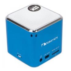 Spesifikasi Nakamichi My Mini Plus Dengan Fm Radio Biru Yang Bagus Dan Murah