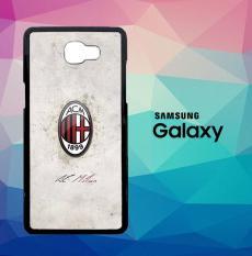 Name Ac Milan O1022 Casing Custom Hardcase Samsung Galaxy J7 Prime Case Cover