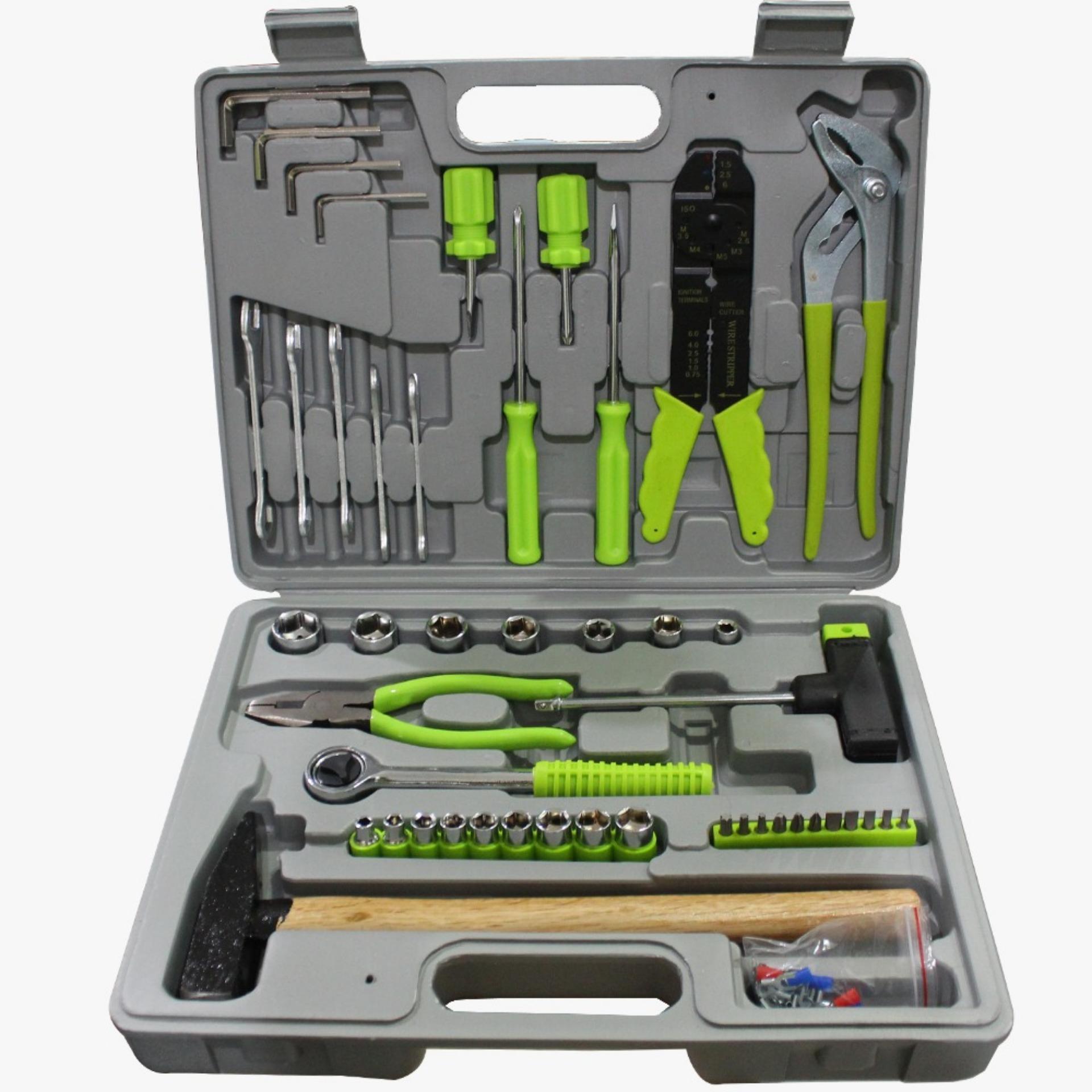 Jual Nankai Tool Kit 100 Pcs