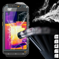 Nano Explosion-proof Soft Film Phone Screen Protector Front+Back For CAT S60 - intl
