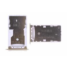 Harga Termurah Nano Sim Card Tray Pemegang Kartu Micro Sd Slot Adapter Replacement Repair Parts Untuk Xiaomi Redmi 4X Intl