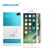 Beli Nanometer 3D Cp Max Anti Ledakan 9 H Tempered Glass Screen Protector Untuk Iphone 7 Liputan Penuh Anti Ledakan Kaca Putih Online