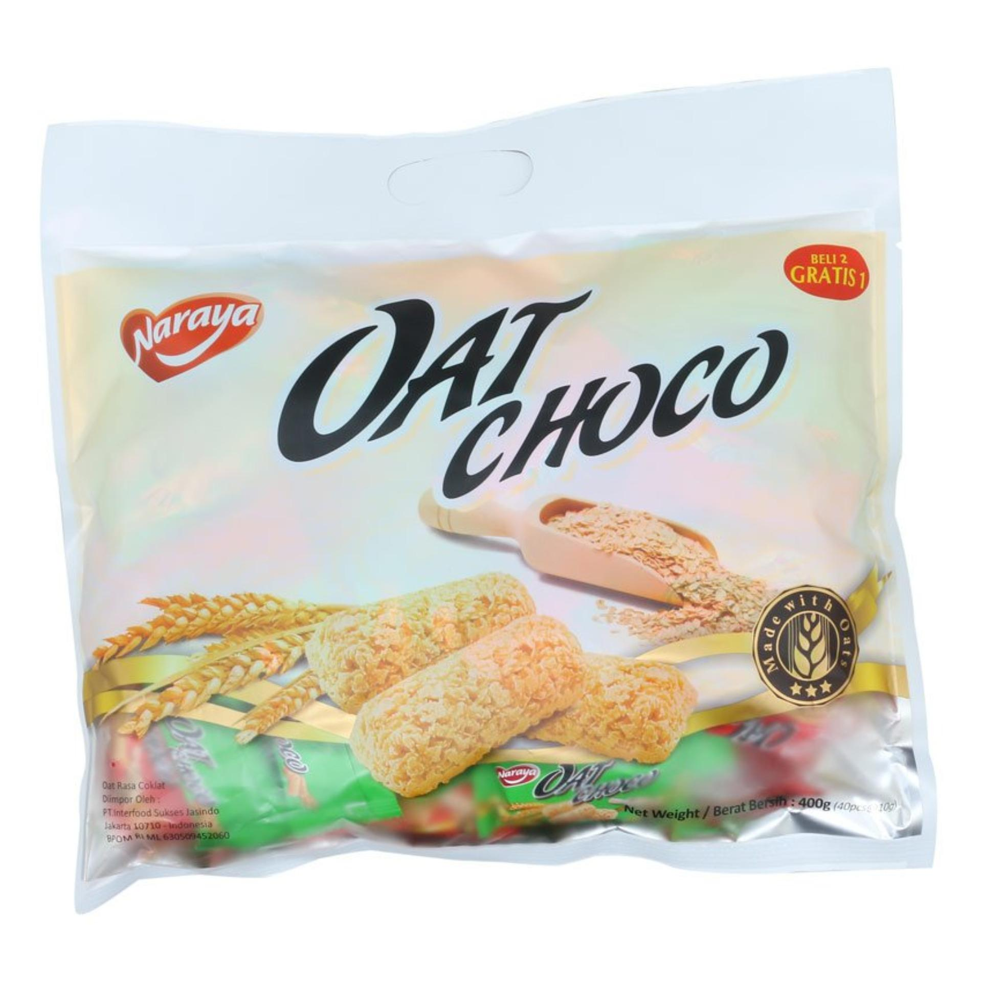 Ch.store naraya oat choco vanila 400 Gram - BISA COD