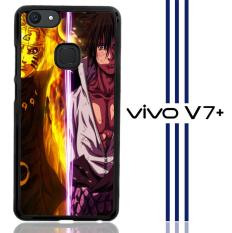 Naruto Vs Sasuke Manga J0320 Casing Vivo V7 Plus Custom Hard Case