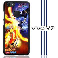 Naruto Vs Sasuke X3517 Casing Vivo V7 Plus Custom Hard Case