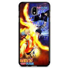 Naruto Vs Sasuke X3517 Samsung Galaxy J3 Pro 2017 Custom Hard Case