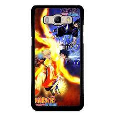 Naruto Vs Sasuke X3517 Samsung Galaxy J7 2016 Custom Hard Case