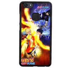 Naruto Vs Sasuke X3517 Vivo V7 Custom Hard Case