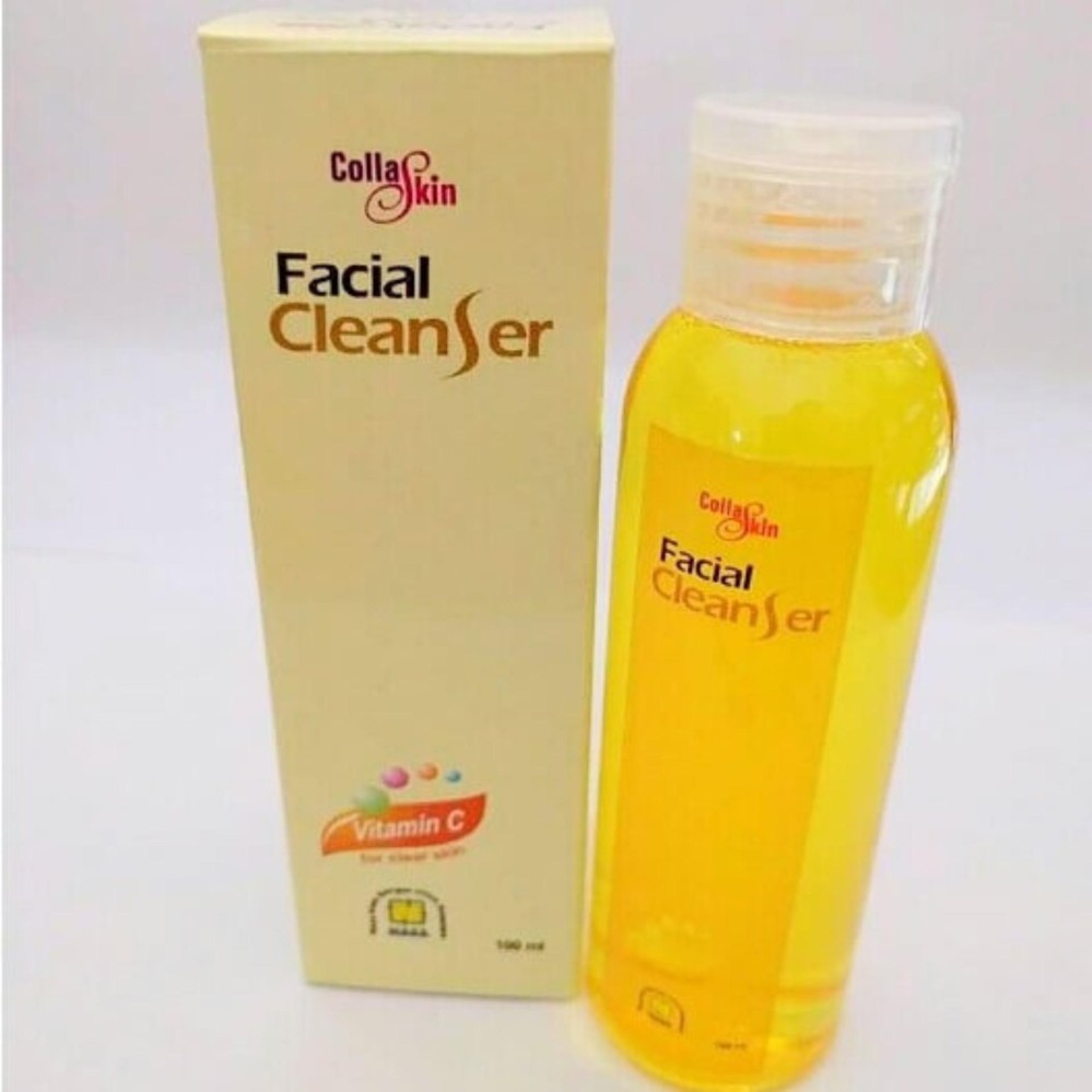 Nasa Collaskin Facial Cleanser With Collagen - 100 Ml By Sentral Herbal.