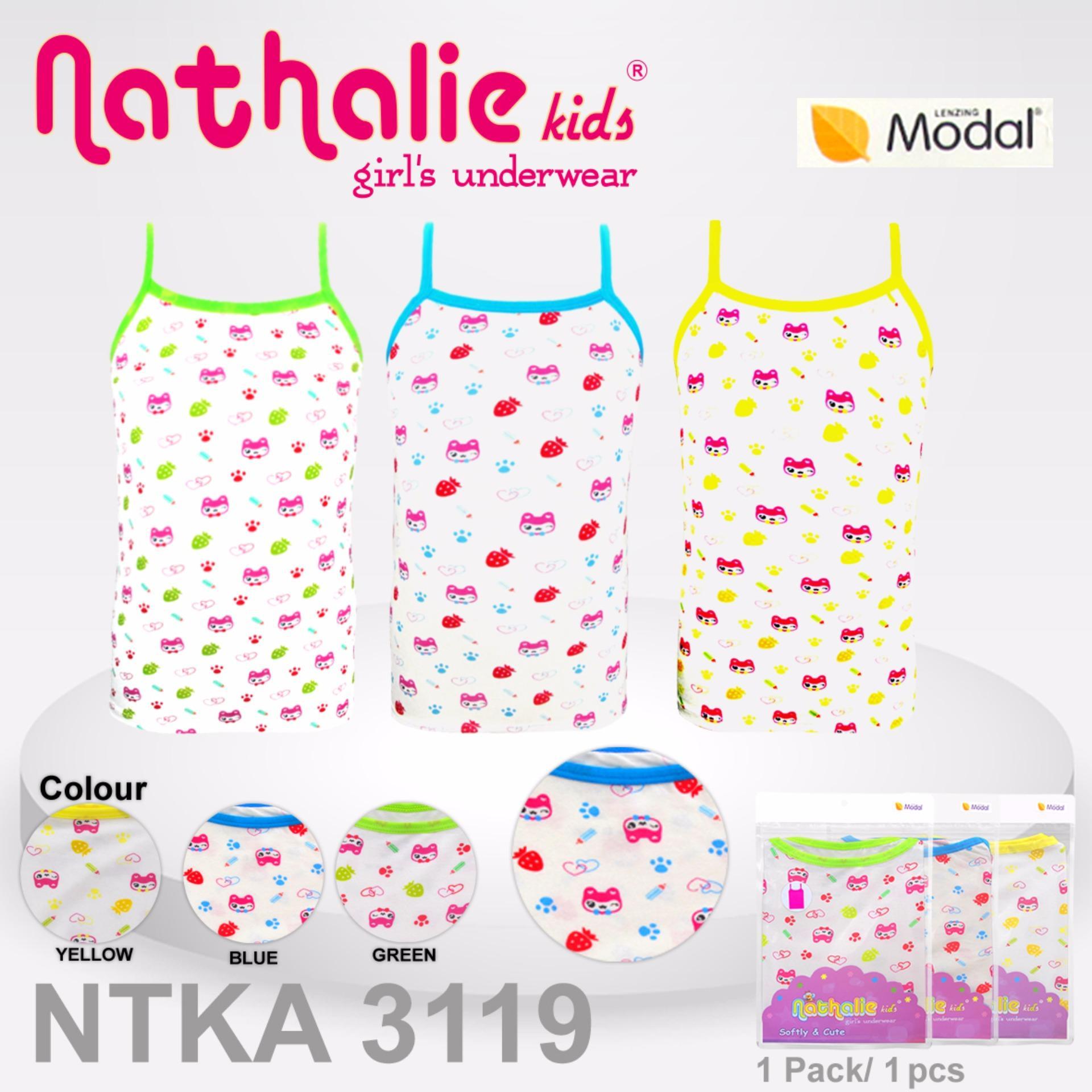 Nathalie Kids Tanktop Anak Wanita (1 Pack 1 Pcs) NTKA 3119