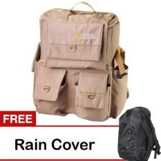 Jual National Geographic Tas Kamera Coklat Natgeo Gratis Jas Hujan Kode F Murah Jawa Timur