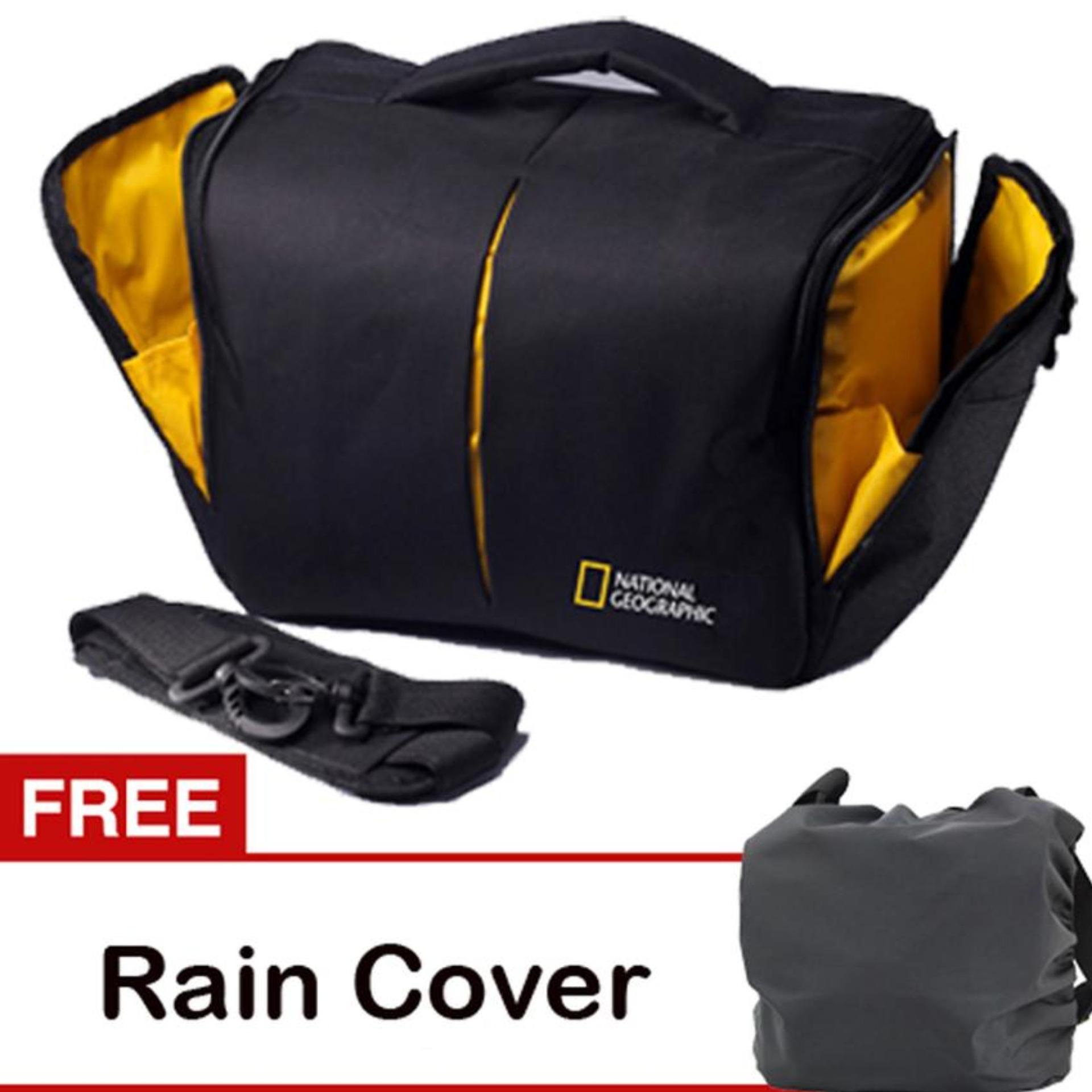 Jual National Geographic Tas Kamera Kode T Gratis Raincover Branded