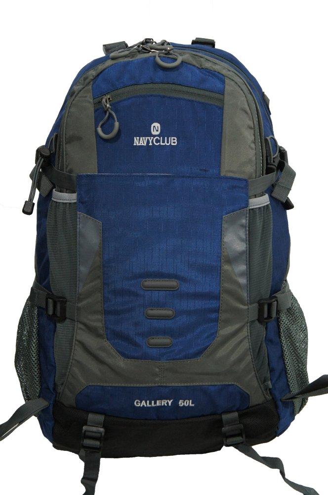 Beli Navy Club Tas Hiking Backpack Ransel Travel Outdoor Carrier 9086 50 Liter Gratis Rain Cover Navy Blue Indonesia