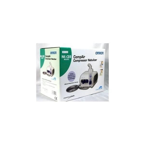 Nebulizer Omron NEC 28 / Alat Terapi Uap Anak Dan Dewasa / Pernafasan