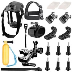 Neewer PRO Pet Dog Chest Harness Kit Chest Strap Belt Mount Remote Control Wrist Strap for GoPro Hero Session/5 Hero 3 3+ 4 5 SJ4000 5000 DBPOWER AKASO VicTsing APEMAN WiMiUS Rollei QUMOX and More - intl