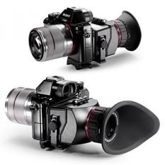 Neewer S4 3X Optik Pembesaran Jendela Bidik Yang Dapat Dilipat untuk Sony A7 A7R A7II A7S NEX-7 NEX-6 NEX-5R NEX-5T A6300 A6000 A5000, olympus E-PL5 dan 3 Inches 16:9 Layar LCD HD DSLR Kamera-kamera Video-Intl
