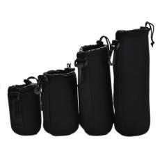 Beli Neoprene Soft For Dlsr Camera Lens Pouch Case Bag Protector S M L Xl Size 4Pcs Intl Cicilan