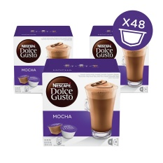Iklan Nescafe Dolce Gusto Kapsul Mocha 3 Box
