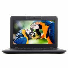 Netbook Lenovo N22 11.6 Inch Windows 10 Pro - Intel Celeron N3050 Dual-Core Processor - 4GB RAM - 32GB EMMC Flash Storage