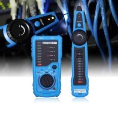Penguji Kabel Jaringan RJ45 Telepon Kabel Pelacak Lan Ethernet RJ11 Penemu- Internasional