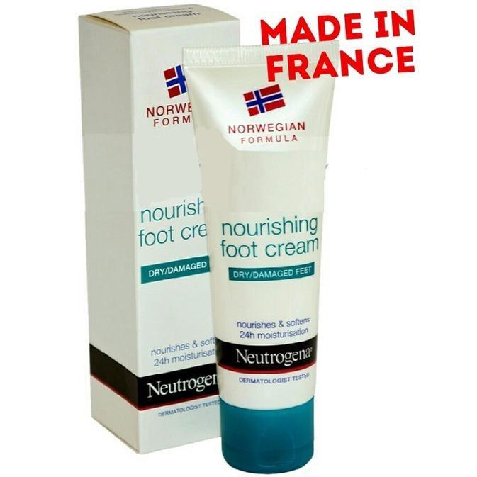 Neutrogena Nourishing Foot Cream Norwegian Formula 50 ml