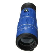 Jual Beli New 26 X 52 Hd Clear Zoom Optical Monocular Telescope Sport Camping Night Vision Blue