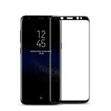 Jual Baru 3D Melengkung Full Cover Pelindung Flim Tempered Glass Screen Protector Untuk Galaxy S8 Plus Hitam Branded Original