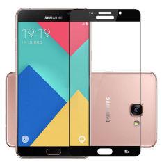 Promo New 3D Permukaan Melengkung Layar Penuh Penutup Ledakan Film Kaca Anti Gores Untuk Samsung Galaxy A5 2016 A510 A5100 Hitam Not Specified