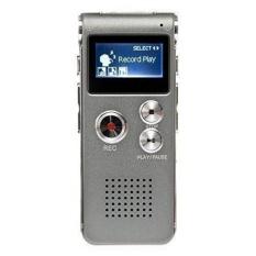 Baru 8 GB Suara Suara Perekam USB Rechargeable Dictaphone LCD Perekam MP3 Player-Intl