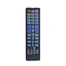 Baru AA59-00785A Diganti Remote Cocok untuk SAMSUNG PLASMA TV UN24H4000AF UN28H4000AF UN28H4000AFXZA UN32JH4005FXZP UN40H4005AF UN48H4005AF UN48H4005AFXZA UN58H5005AFXZA LT24D310NHL/ZA PN43F4500-Intl