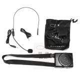Jual Beli New Aker Mr1506 Portable Mikrofon Ikat Pinggang Penguat Pengeras Suara Speaker