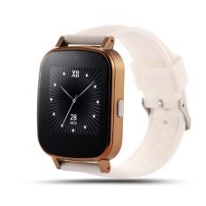 Baru Kedatangan Z9 Kamera Tunggal Smart Watch Bluetooth Dalam Satu headphone Stereo GPRS Internet Akses Twitter Facebook Fashion Watch Putih -Intl