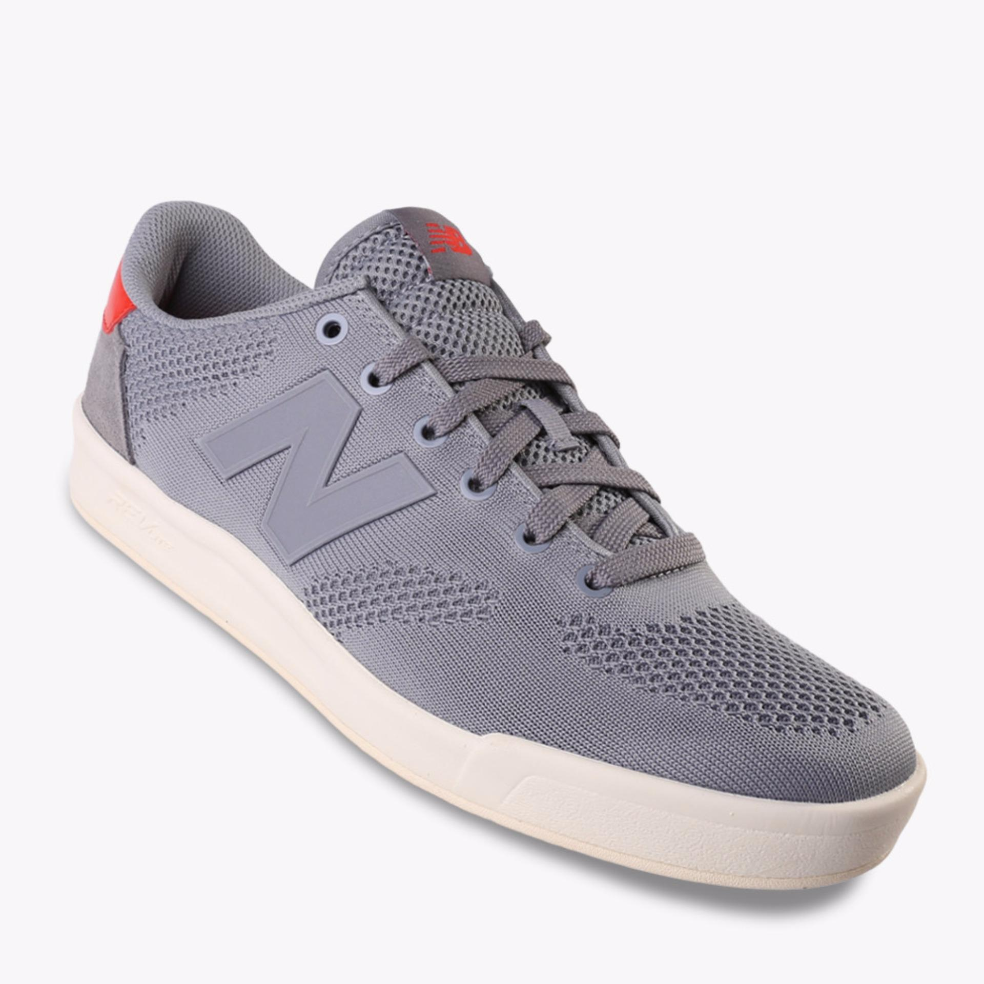 Beli New Balance 300 Re Engineered Men S Lifestyle Shoes Abu Abu Cicilan