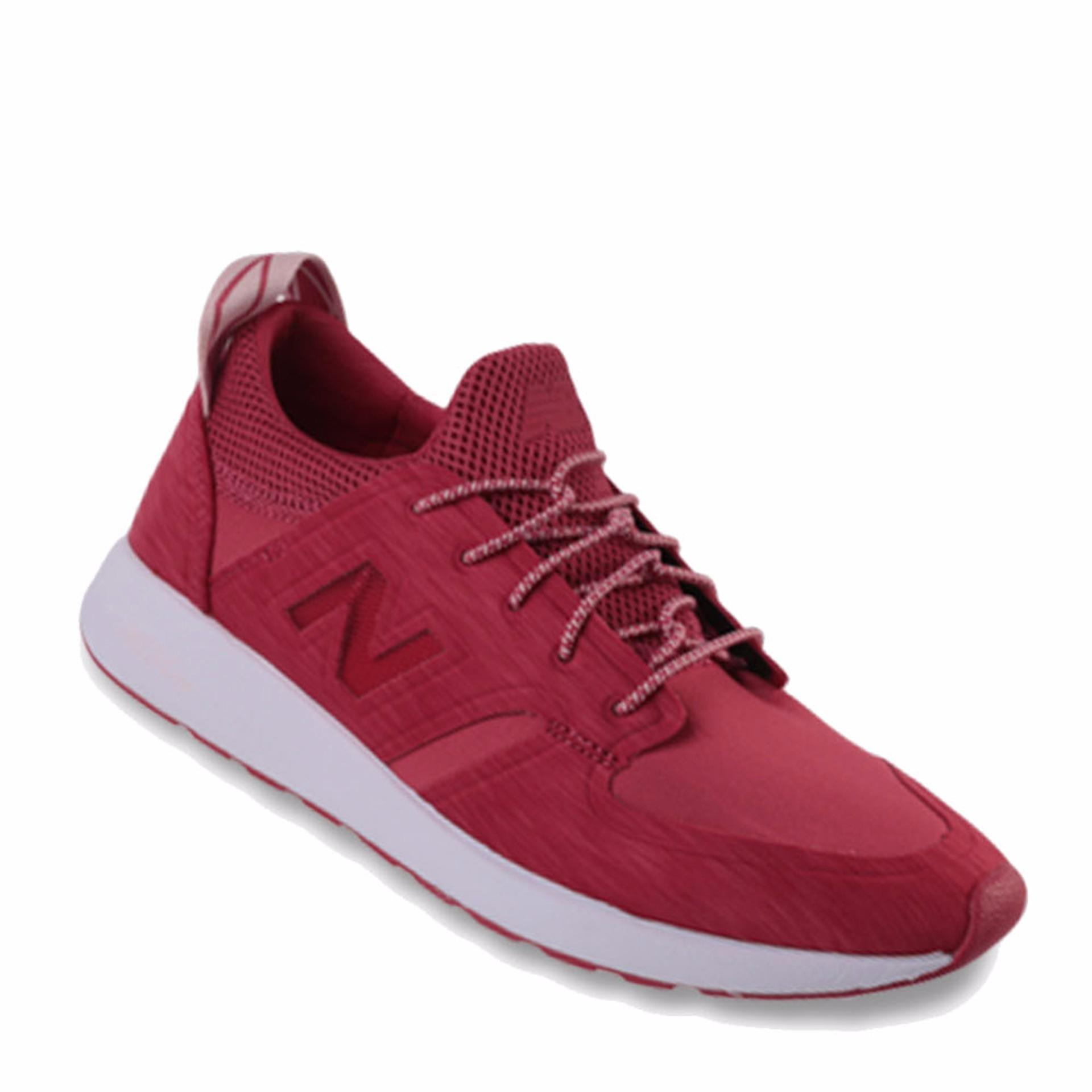 Beli New Balance 420 Sepatu Wanita Merah New Balance Dengan Harga Terjangkau
