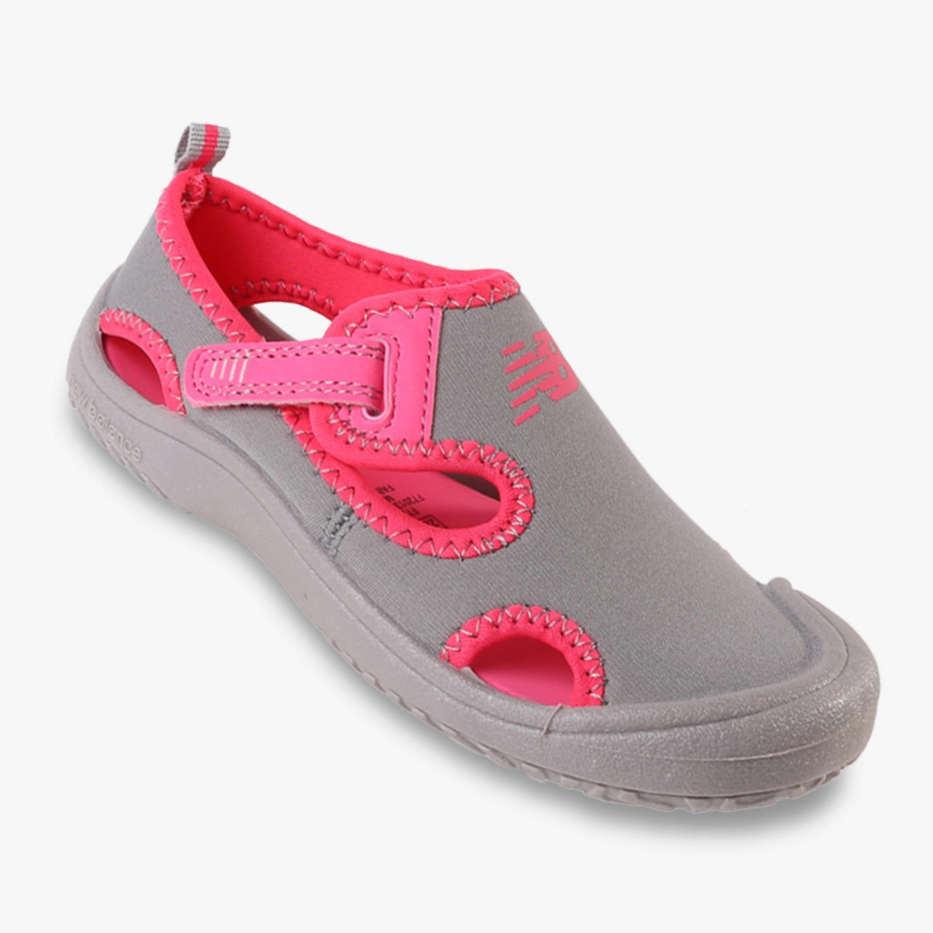 New Balance Cruiser Girl's Sandals - Abu-abu