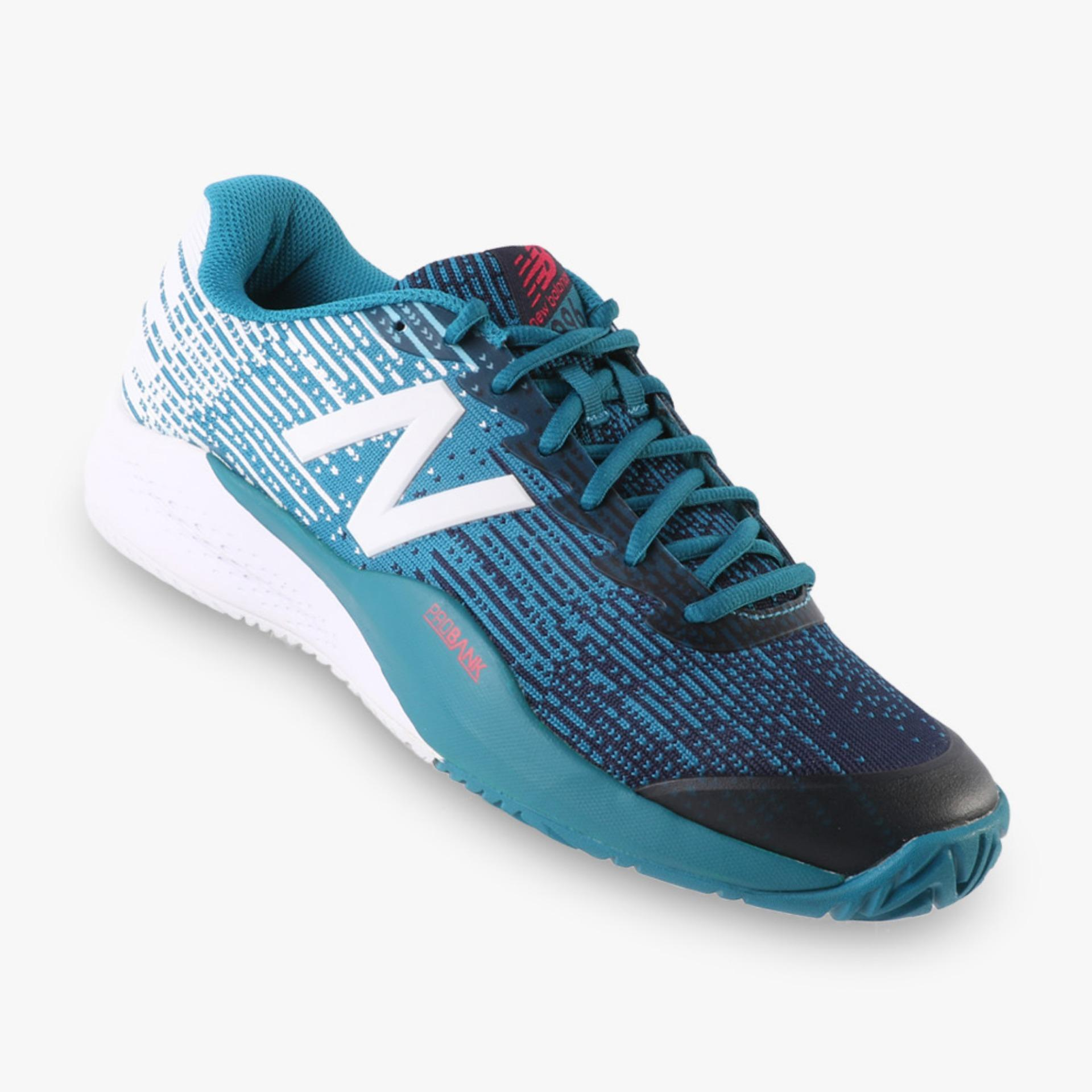 Review New Balance French Open Men S Tennis Shoes Biru Terbaru