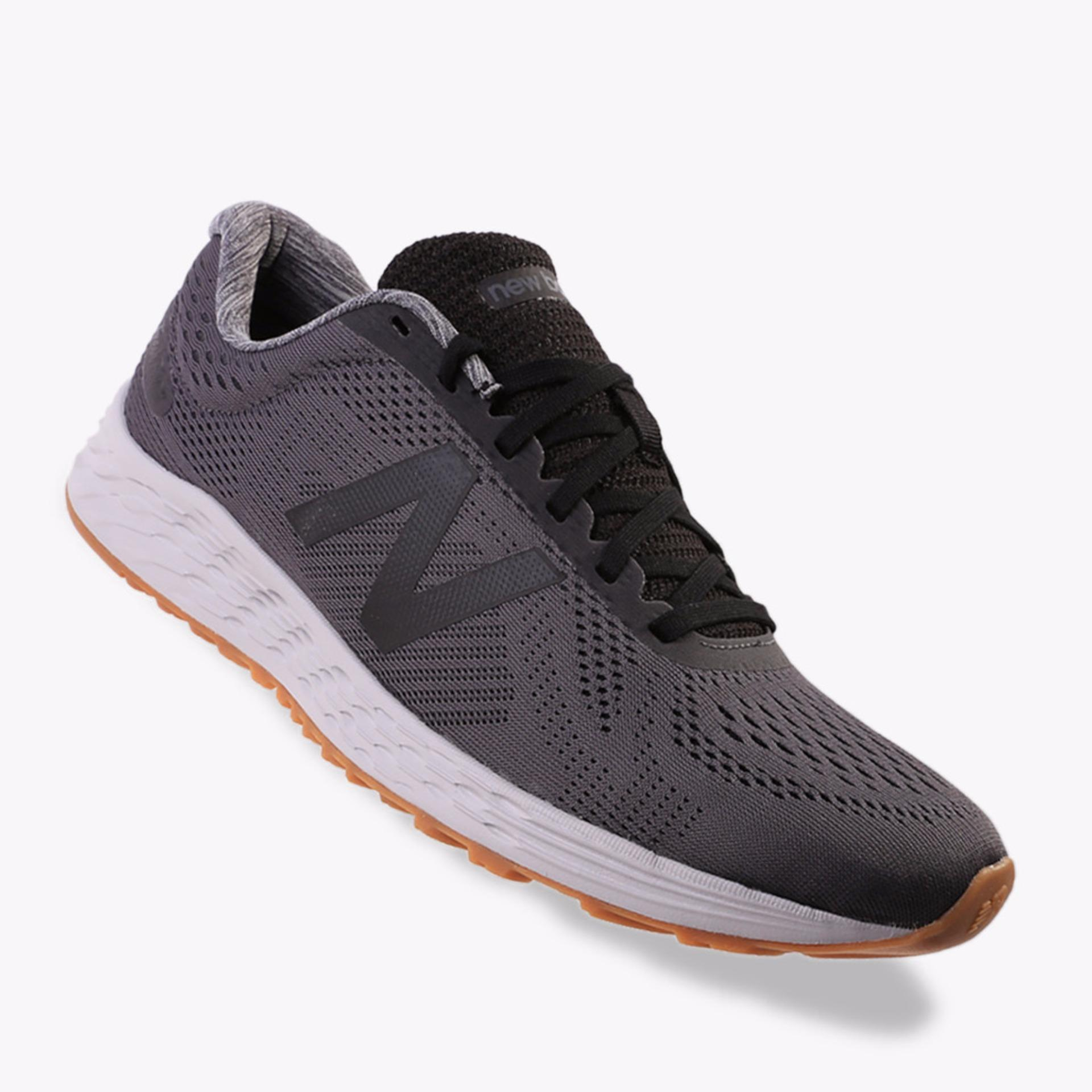 Toko New Balance Fresh Faom Arishi Men S Running Shoes Abu Abu Terlengkap Di Indonesia