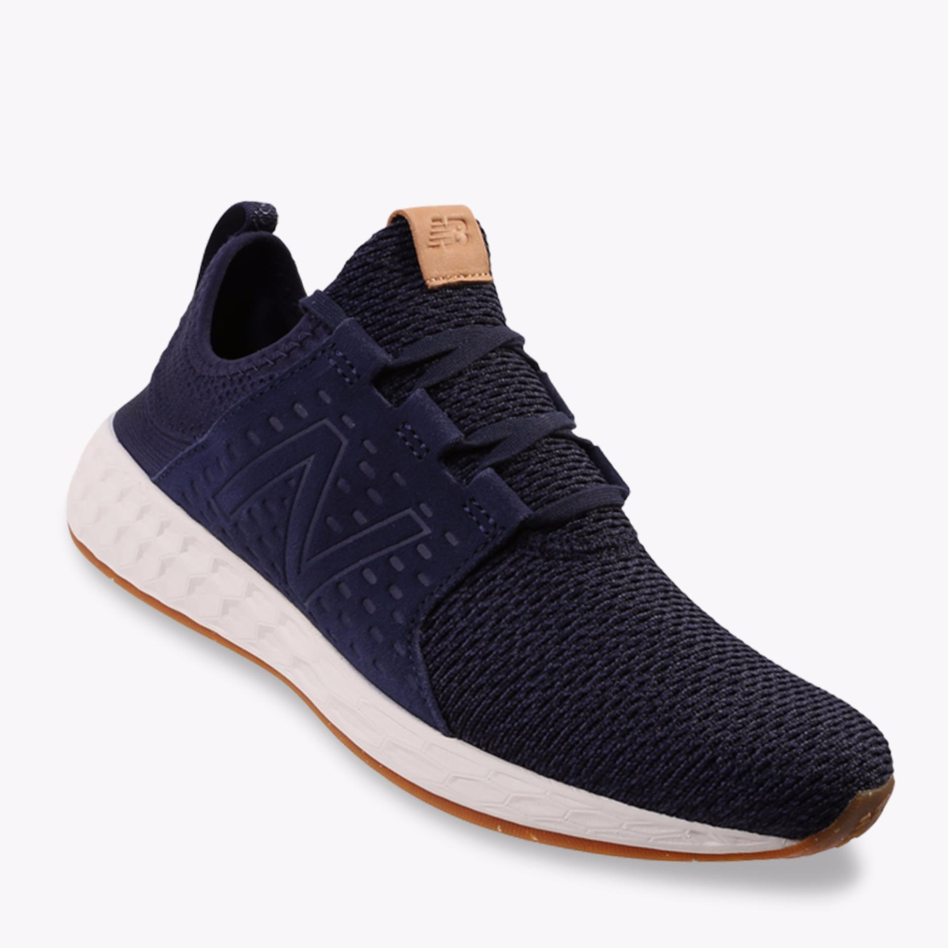 Toko New Balance Fresh Foam Cruz Men S Running Shoes Navy Termurah Indonesia