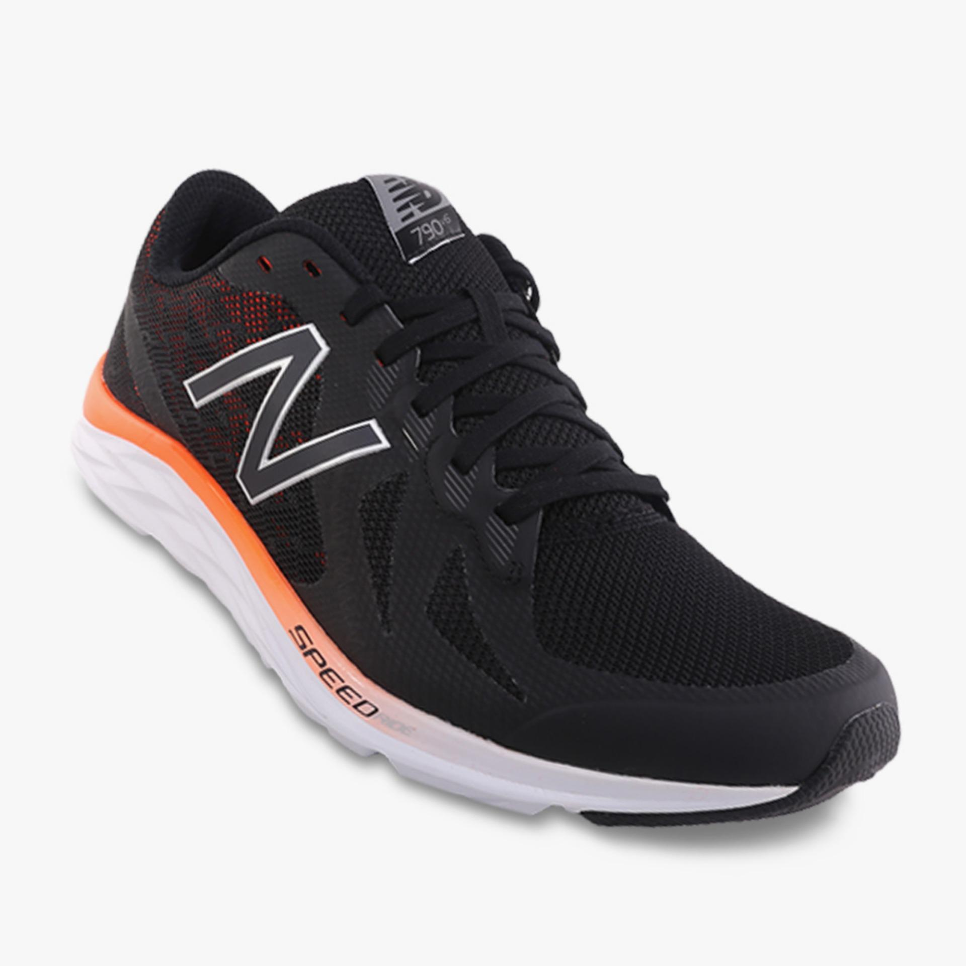 Toko New Balance Speed Ride 790 Men S Running Shoes Hitam New Balance