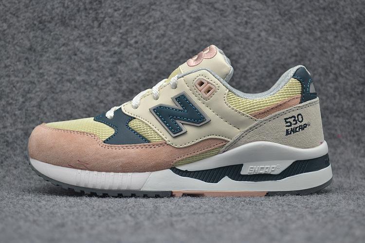 New Balance W530SC B ENCAP Pink Grey Women Running Shoes Casual Sneakers - intl