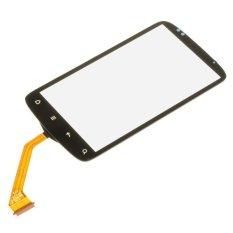 Baru Hitam Penggantian LCD Kaca Layar Sentuh Digitizer Cocok untuk HTC G12 B0127 P0.25-Intl