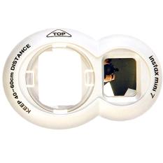Baru Lensa Close-Up Cermin Potret Diri untuk Fujifilm Mini 8/7 S Kamera Instan Close-Up Lens Multicolor Putih-Intl