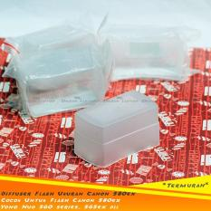 Difuser Flash For Canon Speedlite 580Ex Yongnuo 560 II III IV